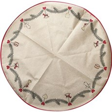 Det Gamle Apotek Dekorativ jul - Juletr�st�ppe brun 100cm