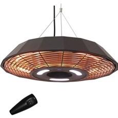 HORTUS Terrassevarmer - Hængemodel - UFO 2000W
