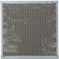 PLUS Hegn nem vedligehold - Cubic Rammehegn Polyrattan 90x90 cm St�l/brun