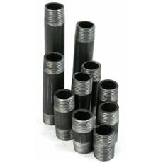 Sanistål Nippelrør - Nippelrør Bl. 10 stk 1/2