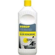 Borup Reng�ringsmidler - KLOR RENG�RING