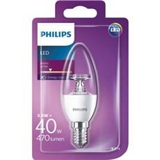 Philips LED - Philips LED KERTE 40W E14 WW