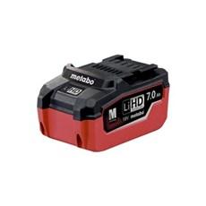 Metabo Batteri - LIHD 18 V - 7,0 AH