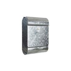 Allux Postkasse - 9000 varmgalvaniseret