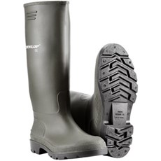 Dunlop Gummistøvler - Pricemastor PVC Støvle Str. 41