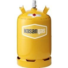 Kosan Gas Gas til grill & gasregulator - 11 kg gas excl. flaske