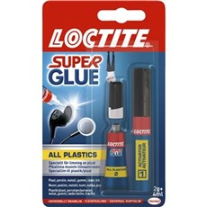Loctite Hobbylim og speciallim - Sekundlim super glue