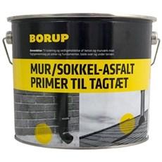 Borup Mur og sokkel asfalt - MUR & SOKKELASFALT