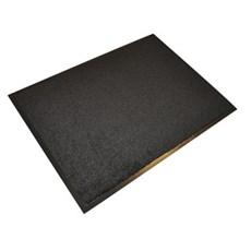 Clean carpet Dørmåtte - Dørmåtte med gummikant 60 X 80 CM