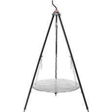 Bon-fire Bålsæt - Sæt med delbart treben U/gryde og pande