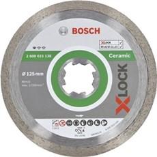 Bosch Diamantskæreskive - DIAMANTSKIVE X-LOCK STD CERAMIC 125XMM