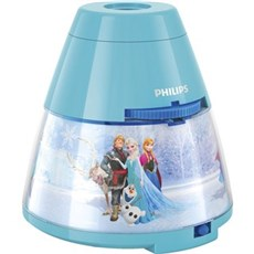 Philips Børnelampe - DISNEY FROZEN PROJEKTOR