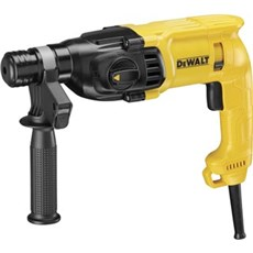 Dewalt Borehammer 230 V - D25032K 22 MM SDS-PLUS, 710W M/2 FUNKTIONER