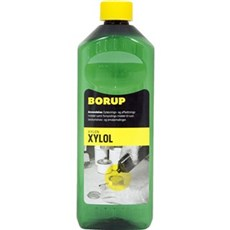 Borup Xylol - xylol 0,5ltr