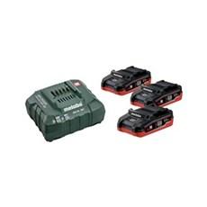 Metabo Batteri - BATTERISÆT  3 X 18V LIHD 3.5 AH
