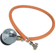 Weber® Gas til grill & gasregulator - Regulator, slange og manifold til Q2000 serien.