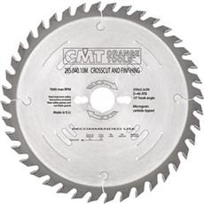 CMT Rundsavklinge - 285 Z60KW 250mm