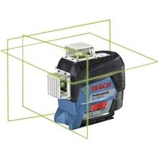 Bosch Krydslaser - GLL 3-80CG M/BM1/12V/LADER/LB