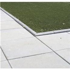 IBF Øvrige - Havekantsten med rund kant
