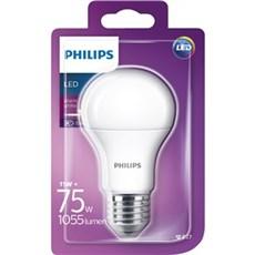 Philips LED - LED 75W A60 E27 WW 230V FR ND 1BC/4