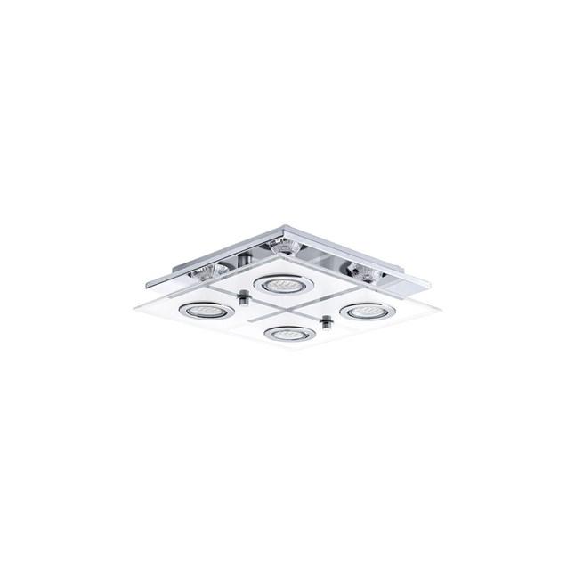 EGLO SPOTLAMPE GU10 3W KROM 29 CM | XL BYG