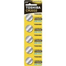Toshiba Special batterier - CR2032