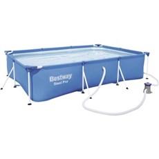 Bestway Pool - Luksus rammeppol 201x66x300 CM 3300 L