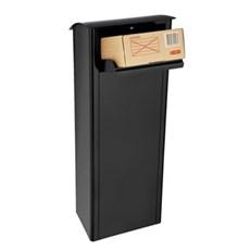 Mefa Pakkebox - Beech 458, Sort, udkast bag