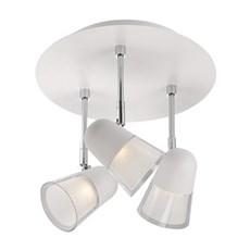 Nordlux Loftlampe - ARLES 3-RONDEL LED - HVID