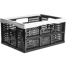 Plast1 Plastkasse - Klap kasse
