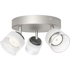 Philips Spotlampe - FREMONT SPIRAL 3-SPOTS - KROM