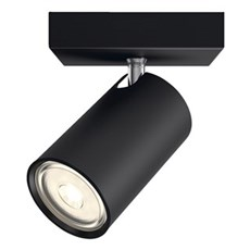 Philips Spotlampe - KOSIPO single spot black 1xNW