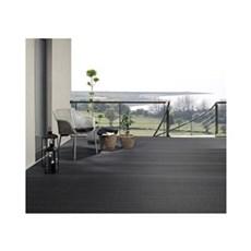 Wimex Komposit terrassebrædder - Nordic Deck Shield Sort
