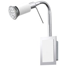 Eglo Spotlampe - ERIDAN LED SPOT FLEX HVID/KROM