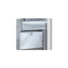 Mefa Postkasse - Columcus 830, galvaniseret