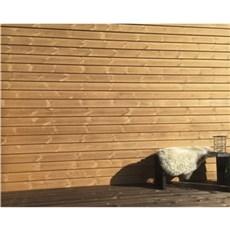 Bergsten Klinkbrædder - Thermo klinkbeklædning 3,6m