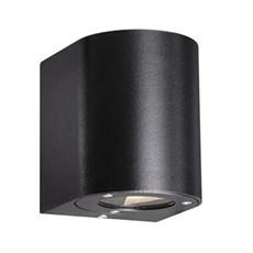 Nordlux Væglampe - Canto væg sort