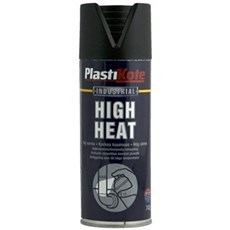 Plasti kote Spraymaling - High Heat Sort