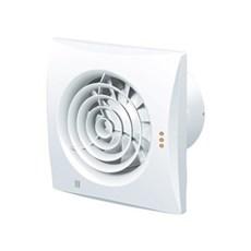 Duka Ventilator - PRO 30 FUGT / TIDSSTYRET HVID Ø 100MM
