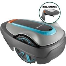 Gardena Robotplæneklipper - City 550+garage