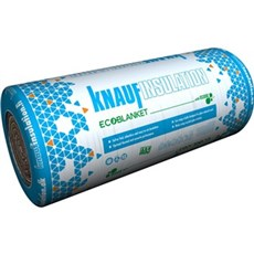 KNAUF Insulation Bygningsisolering - ECOBLANKET RULLE 120X960X5130MM