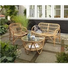 Outrium Havebænk - Maison 2 pers sofa natur