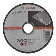 Bosch Skæreskive - INOX 125X1,6MM STD