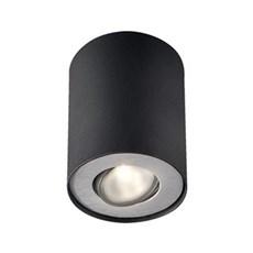Philips Spotlampe - Pillar Single Spot - Sort