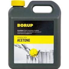 Borup Acetone - ACETONE KEMISK REN 2,5 LITER
