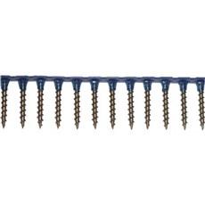 NKT Fasteners Gipspladeskrue - på bånd t/træ 3,8X35mm 1.000stk