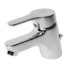 Børma Håndvaskarmatur - Slimline 2 m/løftop bundventil