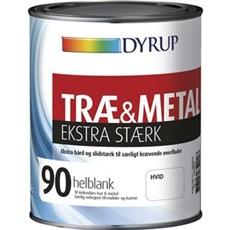Dyrup Metal- og Træmaling - TRÆ&METAL EKSTRA STÆRK