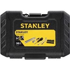 Stanley Topnøglesæt - STMT82828-1 38 dele