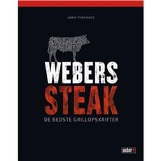 Weber® Grill tilbehør - GRILLOPSKRIFTER, STEAK